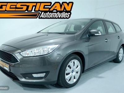 used Ford Focus 1.6 TDCi 95cv Trend Sportbreak