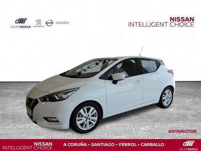 usado Nissan Micra IG-T 100cv E6D N-Connecta