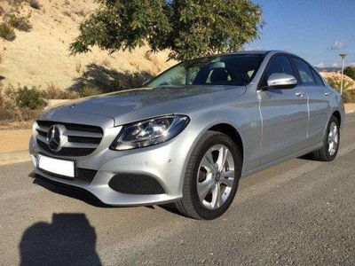 usado Mercedes C220 CDI BE Avantgarde 7G Plus 4M