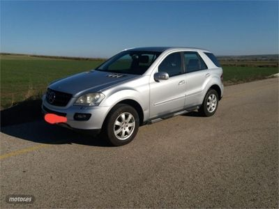 second-hand Mercedes ML320 Clase MCDI