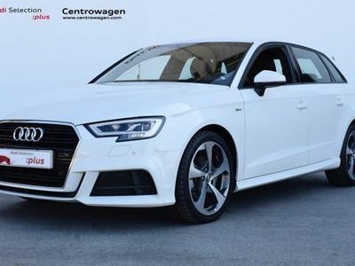 usado Audi A3 Sportback 30 TDI Black line S tronic 85kW