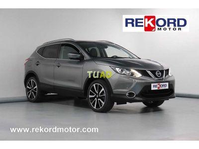 """usado Nissan Qashqai 1.5 DCI 4x2 110CV TEKNA NAVI-PIEL-TECHO-LED-LL19"""""""