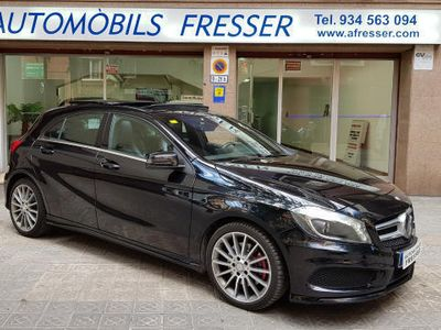 used Mercedes A220 CDI BE AMG Line 7G-DCT