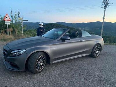 usado Mercedes C63 AMG AMG Clase Cabrio Cabrio 7G Plus