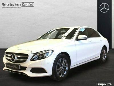 usado Mercedes C220 BlueTEC / d Avantgarde