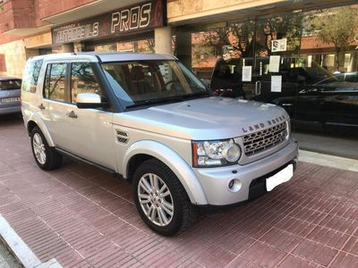 usado Land Rover Discovery Pro 3.0TDV6 HSE Aut.-7 PLAZAS-FULL-IMPECABLE-