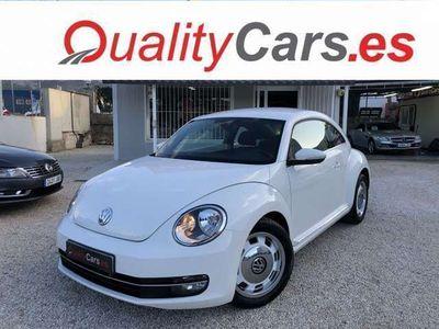 usado VW Beetle 1.6TDI Beetlemanía 105