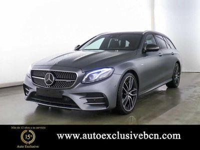 usado Mercedes E53 AMG AMG Estate 4Matic + | Carbono | Performance | 641 €