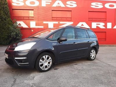 brugt Citroën Grand C4 Picasso 1.6e-HDI Excl. CMP SST Exclusive