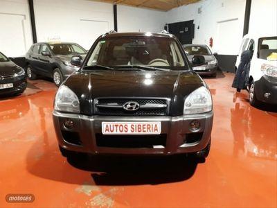 usado Hyundai Tucson 2.0 CDRi AUTO STYLE 4X4