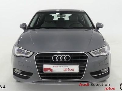 usado Audi A3 Ambiente 1.4 TFSI 90 kW (122 CV) Gasolina Gris matriculado el 03/2014