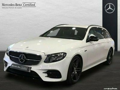 usado Mercedes E43 AMG Mercedes-AMG4MATIC estate