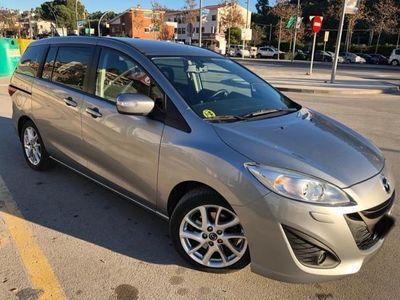 brugt Mazda 5 1.6CRTD Luxury