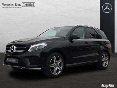 usado Mercedes GLE350 d4Matic Aut.