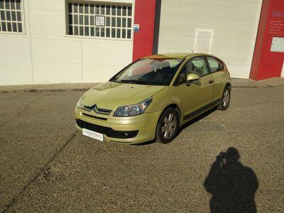 usado Citroën C4 Coupé 1.6HDI Collection