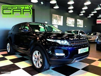 brugt Land Rover Range Rover evoque 2.2L TD4 150CV 4x4 Dynamic Auto