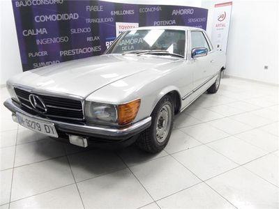 usado Mercedes 380 SLC