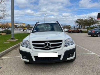 usado Mercedes GLK320 CDI Aut.