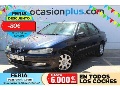 usado Peugeot 406 2.0 HDI SRDT (90 CV)