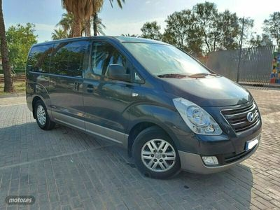 usado Hyundai H-1 Travel CRDi Tecno 136cv