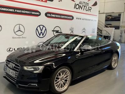 usado Audi A5 Cabriolet S5 3.0 TFSI quattro S-Tronic