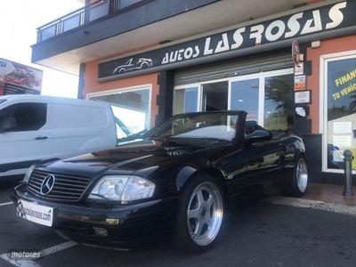 usado Mercedes SL320 SLAUTO