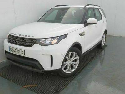 usado Land Rover Discovery 4 2.0 I4 TD4 SE Auto