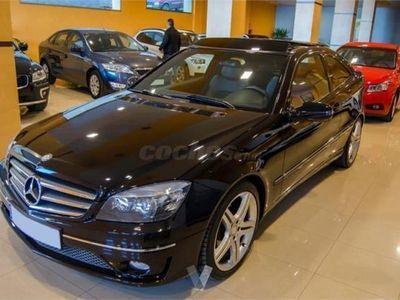 usado Mercedes CLC220 Clase ClcCdi 3p. -09