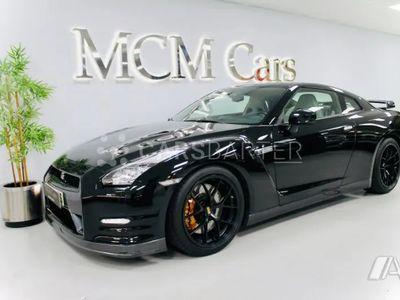 usado Nissan GT-R 3.8 V6 Black Edition Aut.