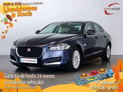 usado Jaguar XF 2.0i4D Pure Aut. 163