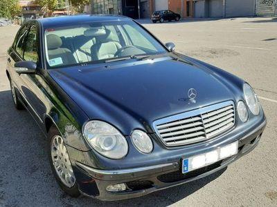 usado Mercedes E320 ClaseCDI Elegance