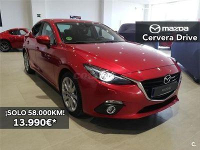 usado Mazda 3 2.2 DE 110kW MT Luxury+Nav SDN Incluye 5 años de g
