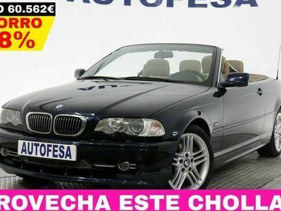 usado BMW 330 Cabriolet Serie 3 Cabrio i 272cv 2p Auto # CUERO