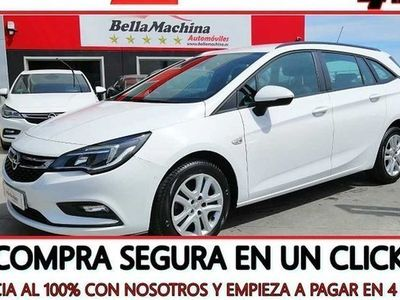 usado Opel Astra 1.6 CDTI 136 CV BUSINESS+ ST *** FINANCIACION ***