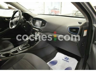 usado Hyundai Ioniq Hev 1.6 Gdi Klass Nav 141 cv en Valencia