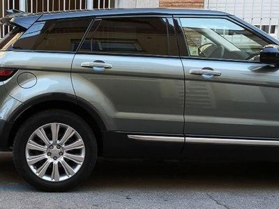 used Land Rover Range Rover evoque 2.0TD4 HSE 4WD Aut. 180