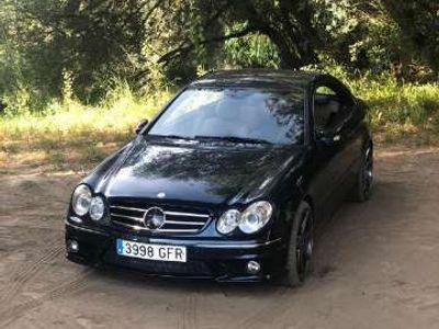 usado Mercedes CLK500 Avantgarde Aut.