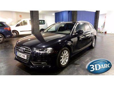 usado Audi A4 2.0TDI DPF 136cv#NACIONAL/LIBRO REVISIONES#