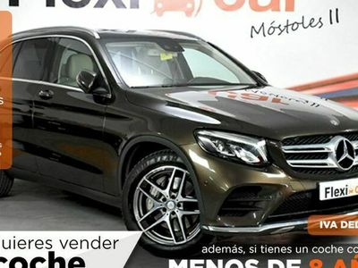 usado Mercedes GLC250 Clase GLd 4MATIC