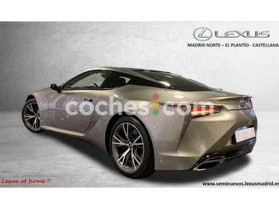 usado Lexus LC 500 LcLuxury Aut. 477 cv en Madrid