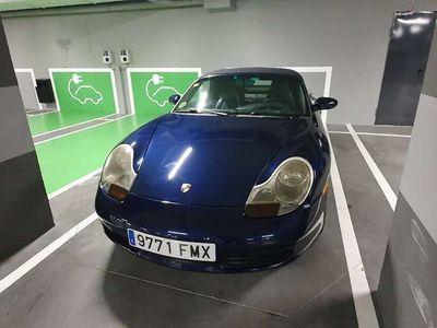 usado Porsche Boxster 220cv automático