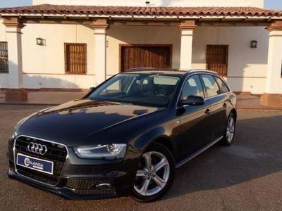 usado Audi A4 2.0 TDI 150CV ULTRA S TR DESIGN