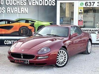 usado Maserati Coupé Cambiocorsa