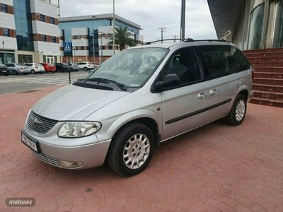 usado Chrysler Grand Voyager Limited 2.5 CRD