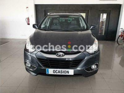 usado Hyundai ix35 Ix352.0crdi Gls Comfort 4x2 136 cv en Madrid