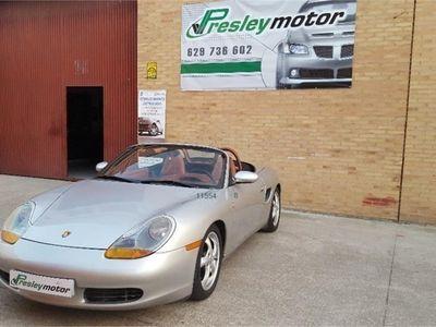 used Porsche Boxster -