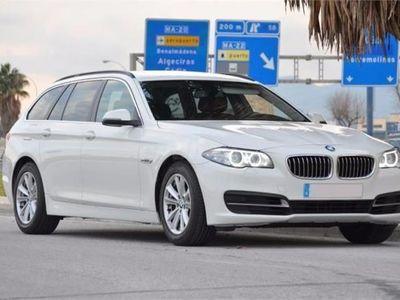 usado BMW 520 Serie 5 d Touring 5p. -13