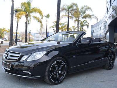 usado Mercedes E350 Cabrio CDI BE Aut.