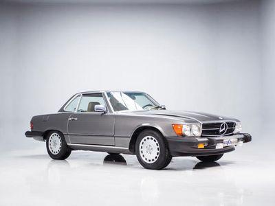 usado Mercedes 560 560 MERCEDESSL W107. AÑO 1987