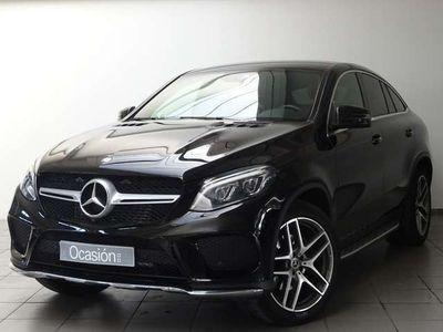 usado Mercedes GLE350 d 4MATIC 190 kW (258 CV)